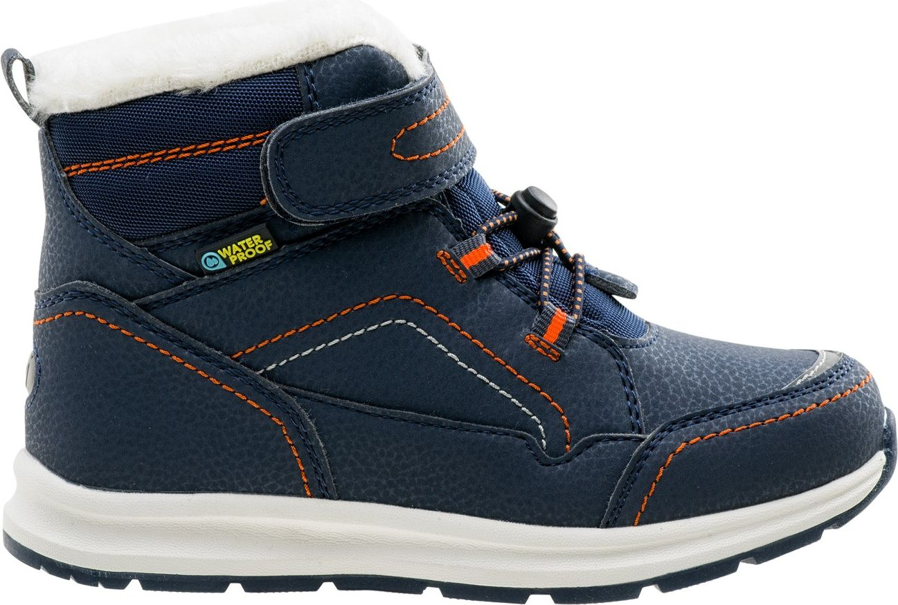 BEJO Buty dzieciece Dibis Jr Navy/orange/reflective r. 30 5264536
