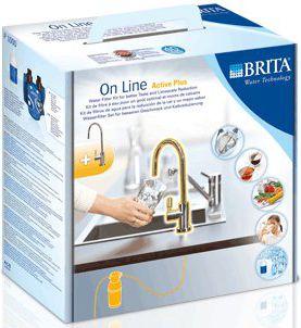 Brita ON LINE ACTIVE PLUS SET tīrīšanas līdzeklis