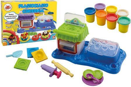 Plastociasto Cukiernia bērnu rotaļlieta