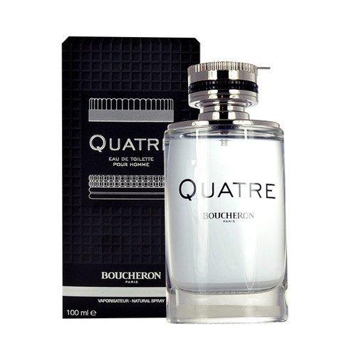 Boucheron Quatre pour Homme 50 ml Vīriešu Smaržas