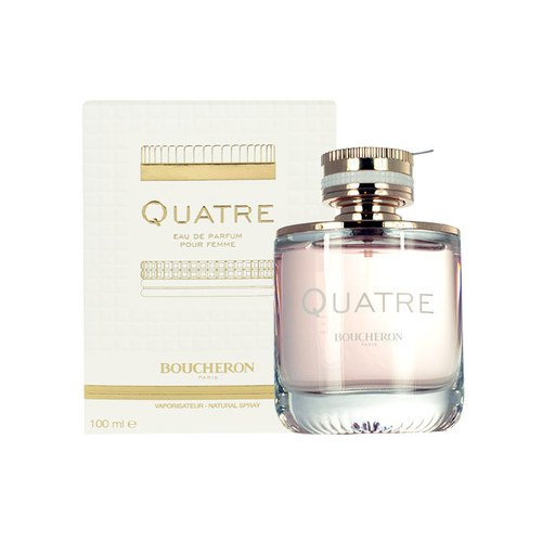 Boucheron Quatre pour Femme 50 ml Smaržas sievietēm