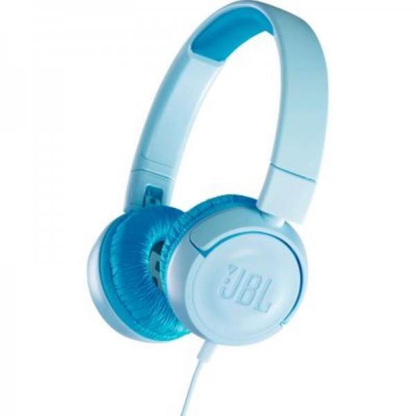 JBL JR300 Kids Blue austiņas