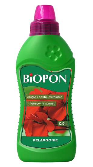 BIOPON Nawoz w plynie do pelargonii 1L (1015) B1015