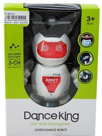 Brimarex Robot tanczacy (1575814) GXP-579935