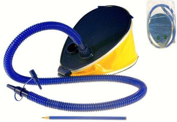 Bestway Pompka nozna 23cm niebieska (B62023) B62023