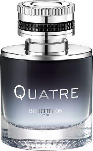 Boucheron Quatre Absolu de Nuit Pour Homme EDP 50 ml 3386460087063 Vīriešu Smaržas