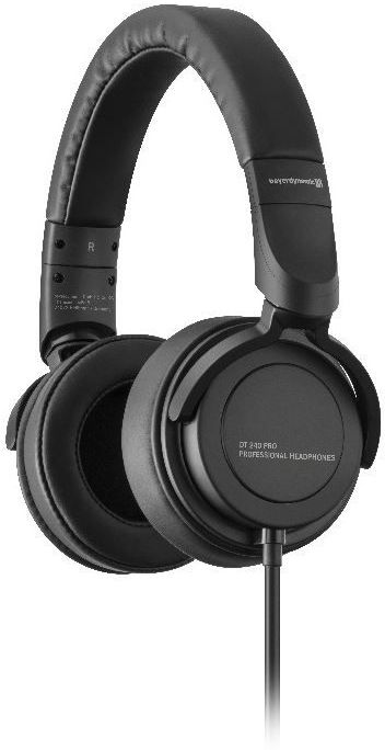 Beyerdynamic Studio headphones DT 240 PRO Headband/On-Ear, 3.5mm (1/8 inch), Black,