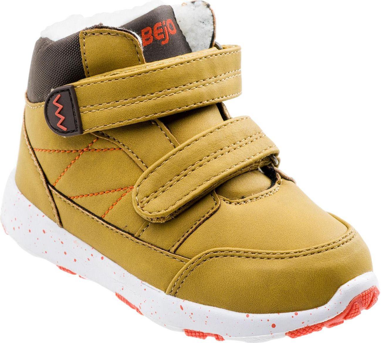 BEJO Buty dzieciece Lasio Kids Camel / Orange r. 24 5902786197194