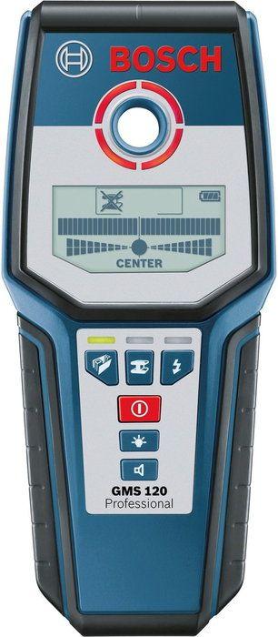 Bosch GMS 120 Professional - Metal Detector (0601081000)