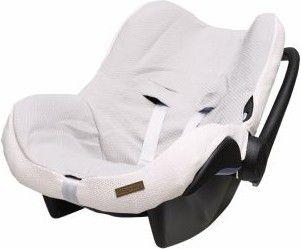 Babys Only Ochraniacz na fotelik samochodowy 0+, rozowy (BSO0205501) BSO0205501 Bērnu sēdeklīšu aksesuāri