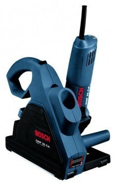 Bosch GNF 35 CA Professional Handfrase - Mauernutfrase frēzes
