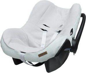 Babys Only Ochraniacz na fotelik samochodowy 0+, Mietowy (BSO0205509) BSO0205509 Bērnu sēdeklīšu aksesuāri