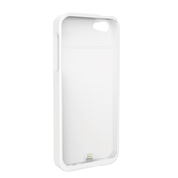 Fluxport Fluxy 5A for iPhone 5, 5s Qi-Case   white