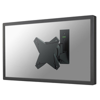 TV SET ACC WALL MOUNT BLACK/10-30