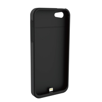 Fluxport Fluxy 5A for iPhone 5, 5s Qi-Case   black