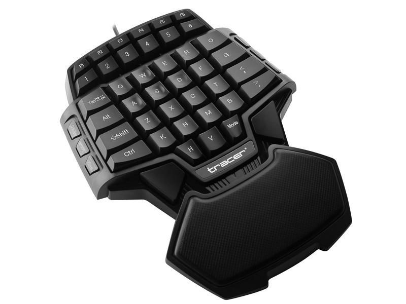 TRACER Avenger USB , US klaviatūra
