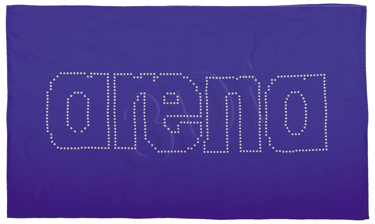 Towel Arena  2A489/81 (60x100 cm; blue color) 2A489/81
