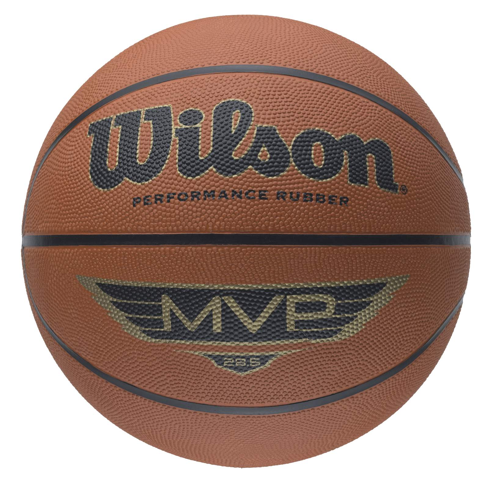 WILSON basketbola bumba MVP bumba