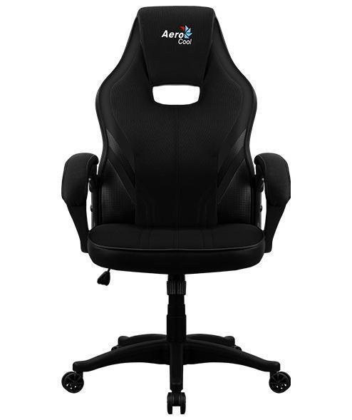 Aerocool Gaming Chair AERO 2 Alpha BLACK datorkrēsls, spēļukrēsls