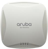 HPE 205 Instant 802.11ac (WW) AP WiFi Rūteris