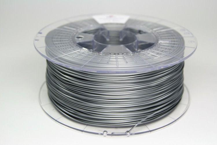 SPECTRUM / PETG / SILVER STAR / 1,75 mm / 1 kg 3D printēšanas materiāls