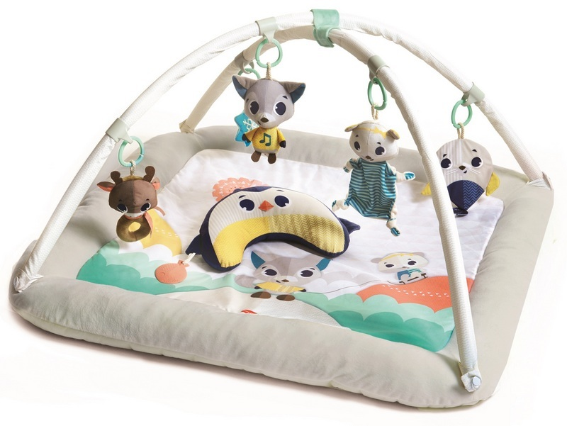 Tiny Love Polar Wonders polar plush babygym