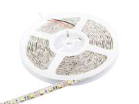 Whitenergy Flexible LED Strip 5m waterproof | 60psc/m| 5050| 14.4W/m| 6500K cold white apgaismes ķermenis