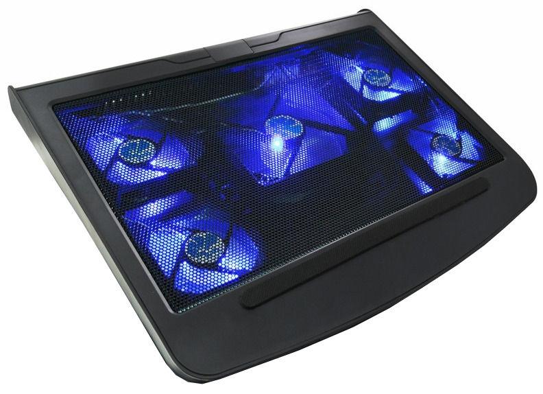 AAB Cooling NC45 portatīvā datora dzesētājs, paliknis