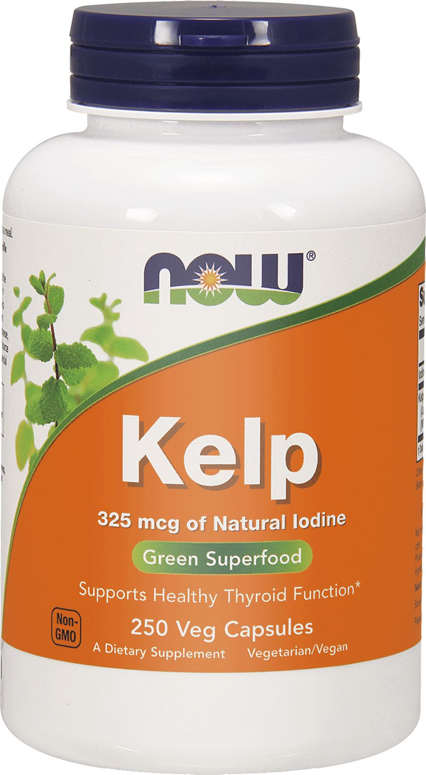 NOW Foods Kelp 250 capsules