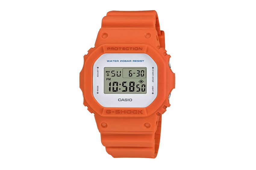 Casio DW-5600M-4ER G-Shock Digital Resin Band Men`s Watch Rokas pulksteņi