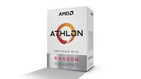 AMD  Athlon 200GE with Radeon Vega Graphics 3.2GHz BOX CPU, procesors