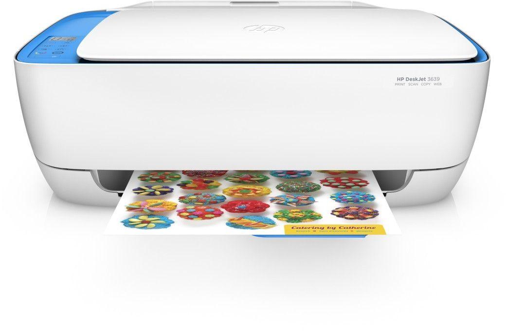 HP Deskjet 3639 printeris