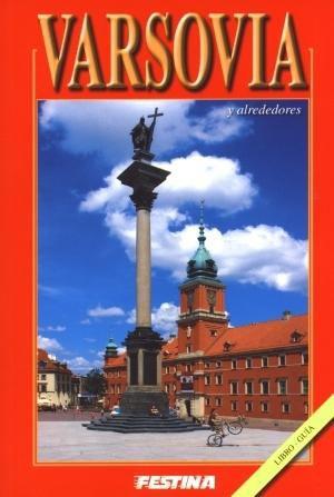 Warszawa i okolice mini - wersja hiszpanska 160482