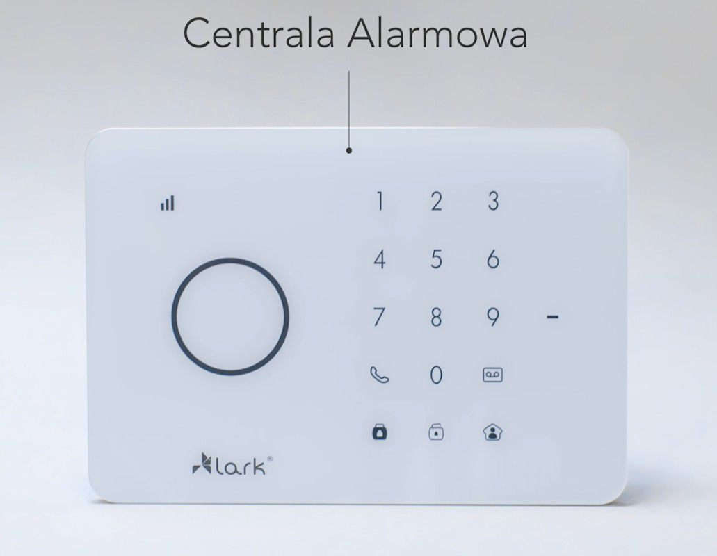 Lark Centralka Smart Home Security