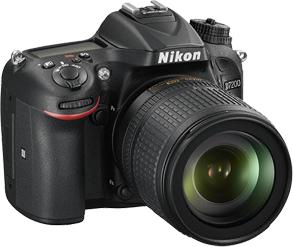 Lustrzanka Nikon D7200 + 18-105 VR Nikon D7200 + 18-105VR Spoguļkamera SLR