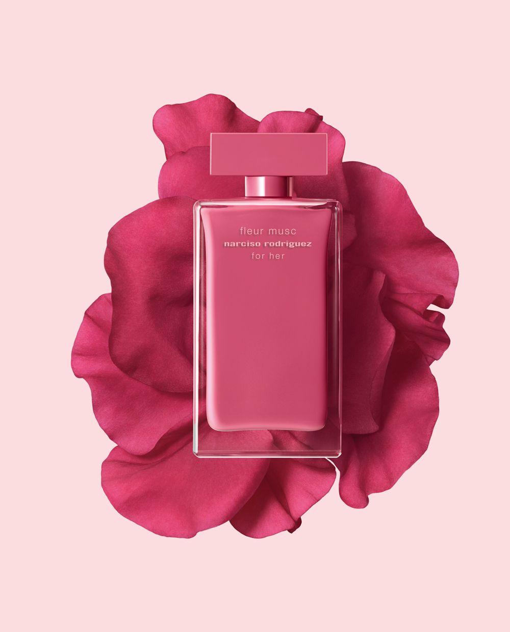 NARCISO RODRIGUEZ Fleur Musc for Her EDP 50 ml 78799 Smaržas sievietēm