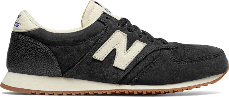 New Balance Men's shoes U420LBL black r. 45