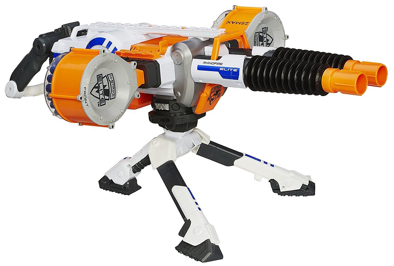 Hasbro NERF N-Strike Elite Rhino-Fire Rotaļu ieroči