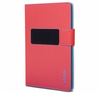 reboon booncover Tablet Tasche Grosze M2 pink planšetdatora soma