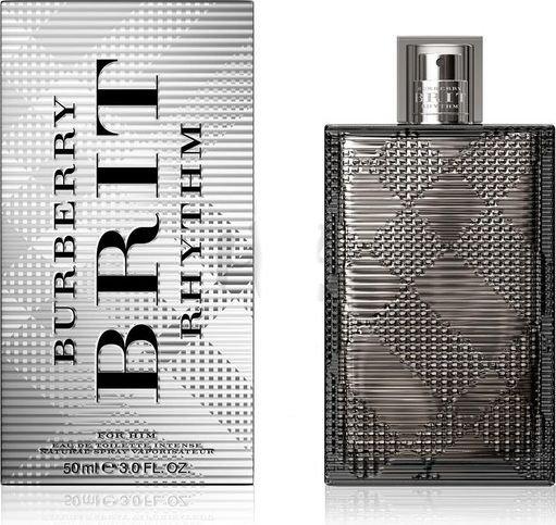 Burberry Brit Rhythm Intense EDT 50ml 5045454003417 Vīriešu Smaržas