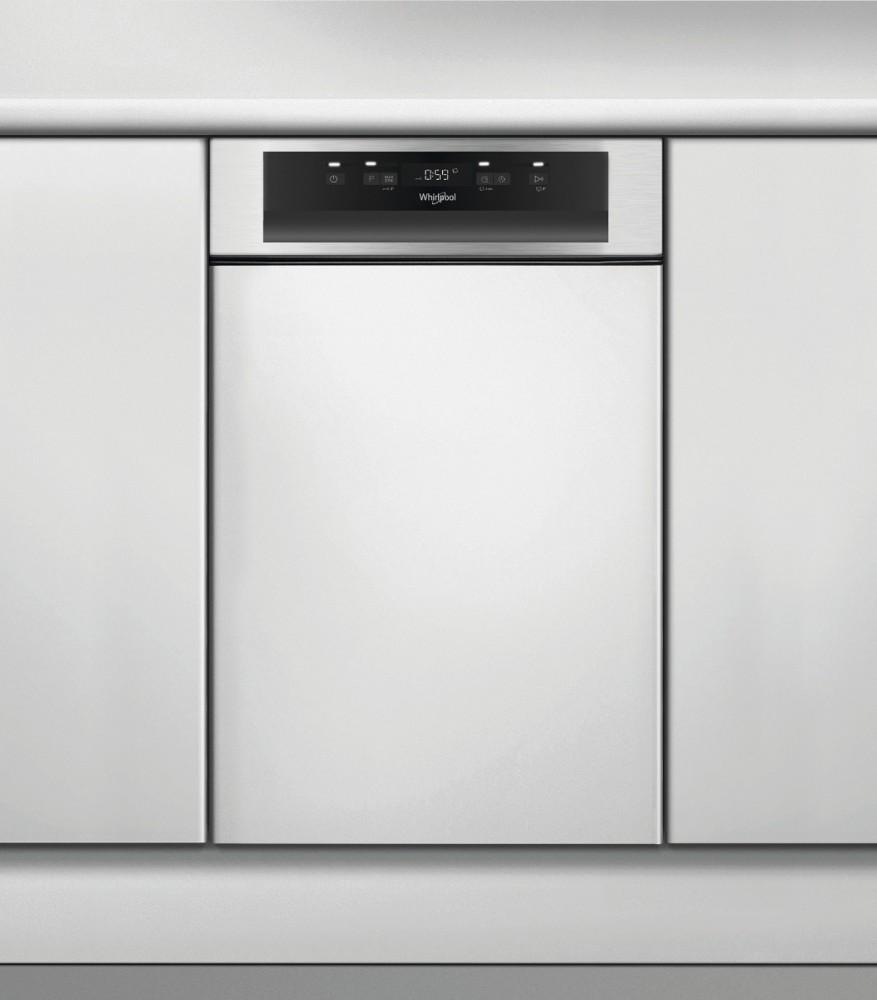 Dishwasher WSBC3M17X  WSBC3M17X Iebūvējamā Trauku mazgājamā mašīna