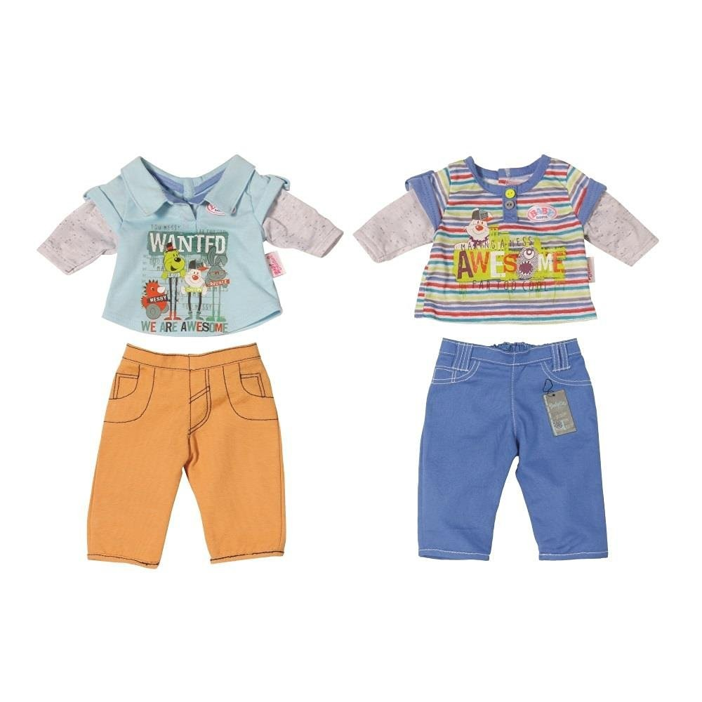 BABY BORN Kolekcja chopizca bērnu rotaļlieta
