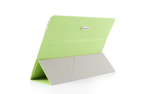 MODECOM Case for Tablet 10,1'' Green portatīvo datoru soma, apvalks
