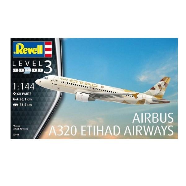 Airbus A320 Etihad Rotaļu auto un modeļi