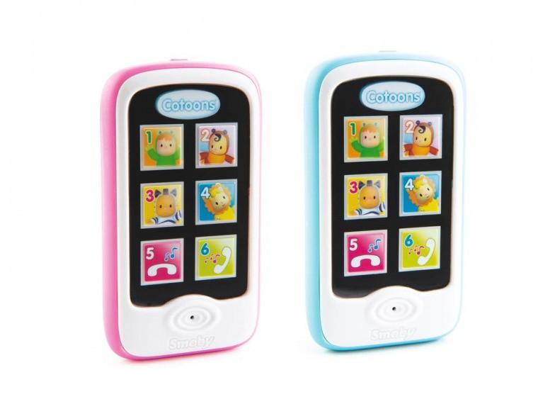 Cootons Smartphone bērnu rotaļlieta