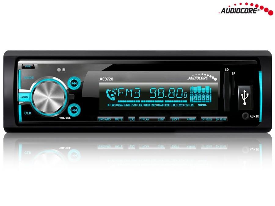 Car radio AC9720 MP3/WMA /USB/RDS/SD ISO automagnetola