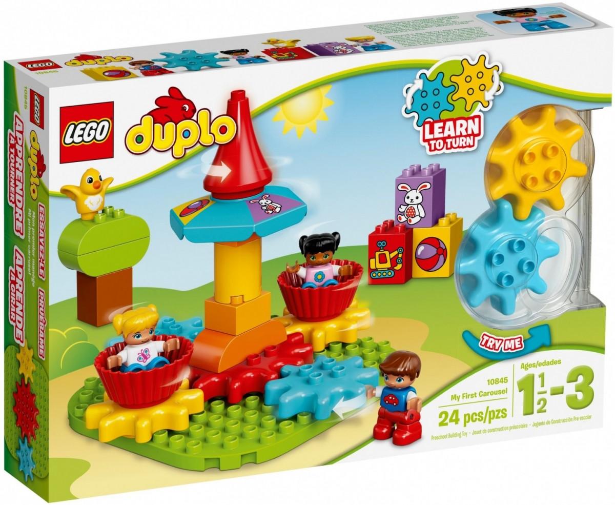 LEGO DUPLO - My First Carousel - 10845 LEGO konstruktors