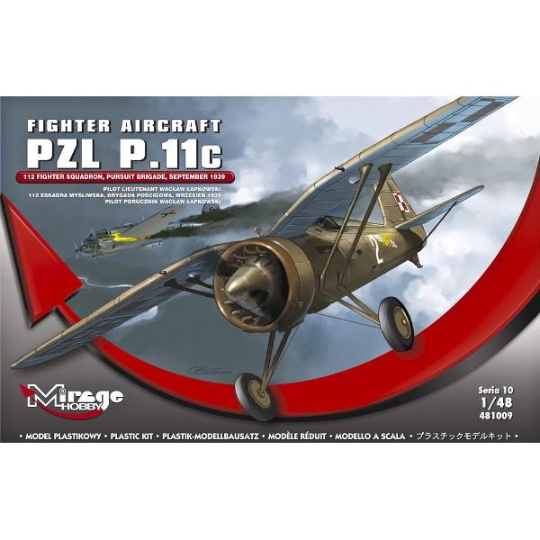 PZL P.11c 112 Eskadra myœliwska bērnu rotaļlieta