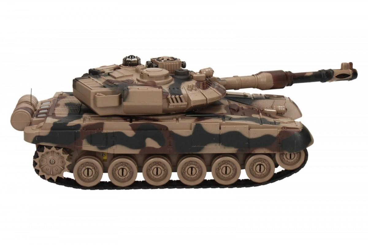 Czolg T90 z pakietem Radiovadāmā rotaļlieta