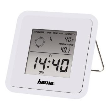 Hama Thermo-/Hygrometer TH50 white barometrs, termometrs